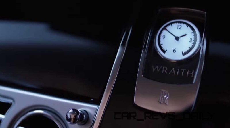 Rolls-Royce WRAITH 'And The World Stood Still' Film Stills 18