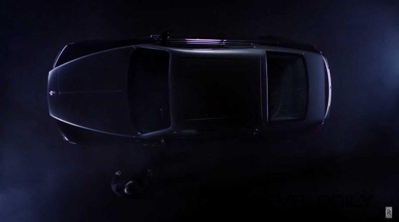 Rolls-Royce WRAITH 'And The World Stood Still' Film Stills 2