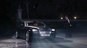 Rolls-Royce WRAITH 'And The World Stood Still' Film Stills 24