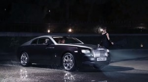 Rolls-Royce WRAITH 'And The World Stood Still' Film Stills 25
