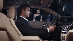 Rolls-Royce WRAITH 'And The World Stood Still' Film Stills 28