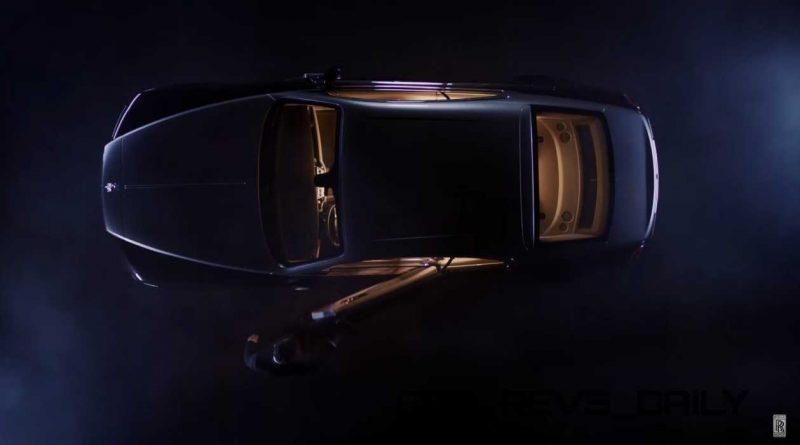 Rolls-Royce WRAITH 'And The World Stood Still' Film Stills 3