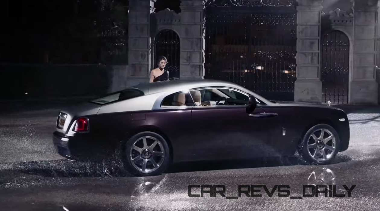2015 rolls royce wraith inspired by film. Black Bedroom Furniture Sets. Home Design Ideas