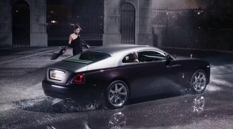 Rolls-Royce WRAITH 'And The World Stood Still' Film Stills 31