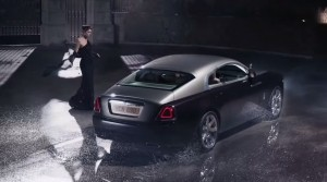 Rolls-Royce WRAITH 'And The World Stood Still' Film Stills 32
