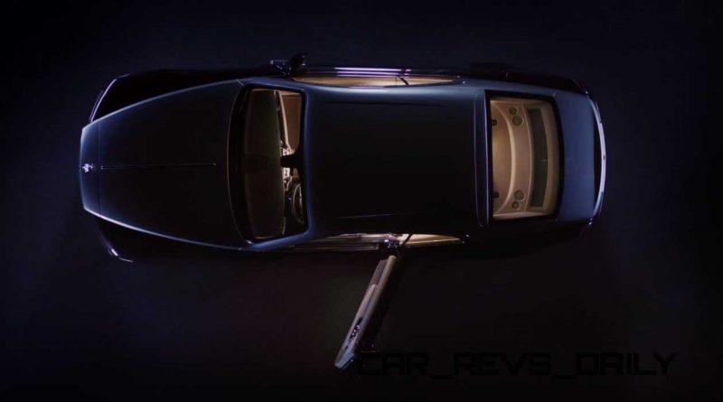 Rolls-Royce WRAITH 'And The World Stood Still' Film Stills 6