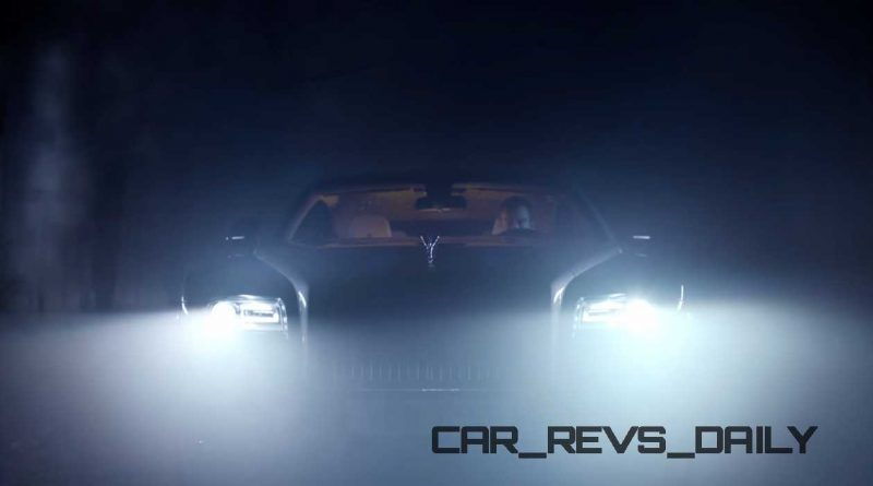 Rolls-Royce WRAITH 'And The World Stood Still' Film Stills 8