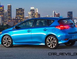 2016 Scion iM Debuts in NY With Focus Size But Fiesta Pricing
