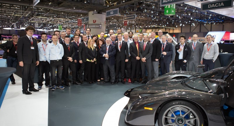 The SCG003 Team