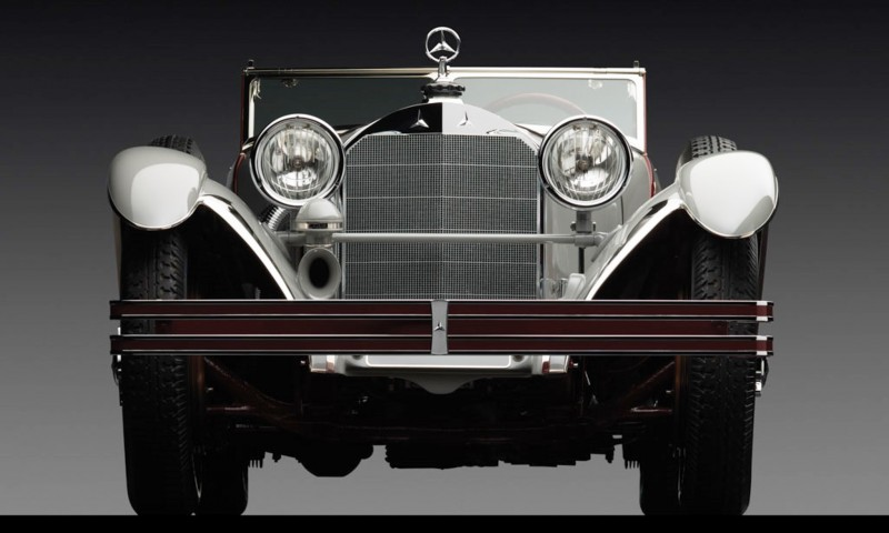 1928 Mercedes-Benz 680S Torpedo Roadster by Carrosserie J. Saoutchik 14