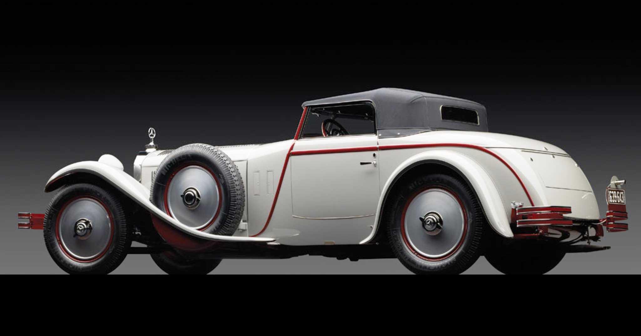 1928 mercedes benz 680s torpedo roadster for 1928 mercedes benz