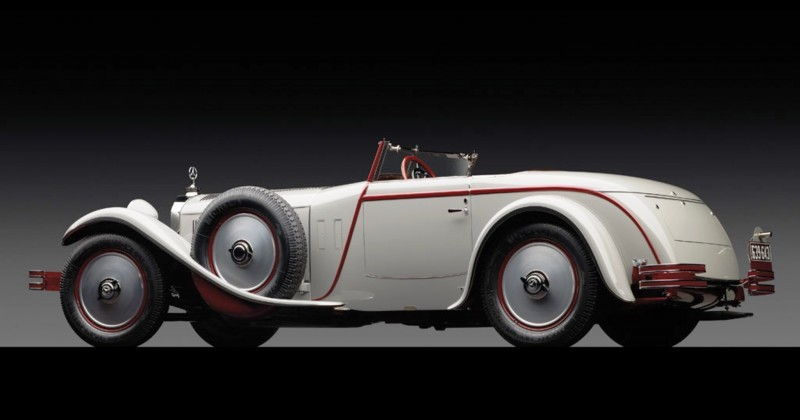 1928 Mercedes-Benz 680S Torpedo Roadster by Carrosserie J. Saoutchik 2