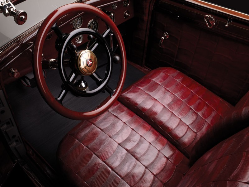 1928 Mercedes-Benz 680S Torpedo Roadster by Carrosserie J. Saoutchik 4