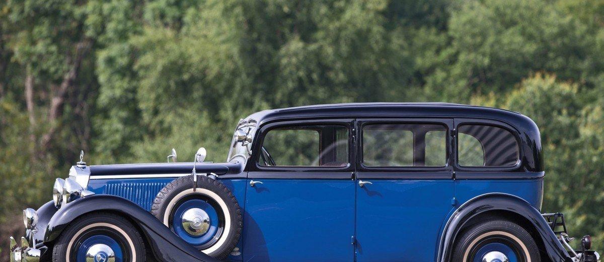 1933 Mercedes-Benz 290 Pullman 1