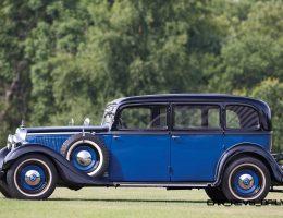 Fast Wagon Classics – 1933 Mercedes-Benz 290 Pullman Limousine