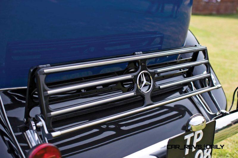 1933 Mercedes-Benz 290 Pullman 10