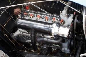 1933 Mercedes-Benz 290 Pullman 12