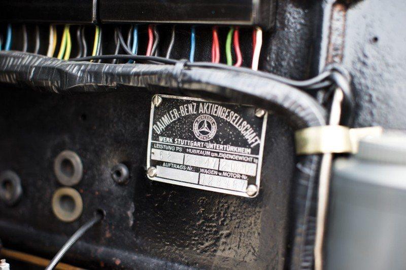 1933 Mercedes-Benz 290 Pullman 13