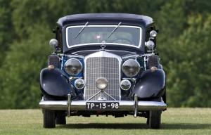 1933 Mercedes-Benz 290 Pullman 18