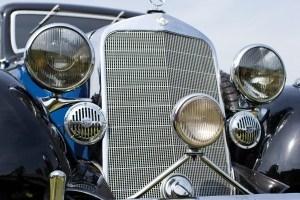 1933 Mercedes-Benz 290 Pullman 9