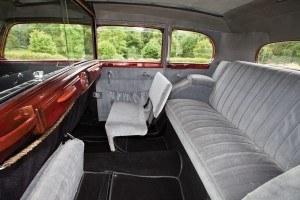 1939 Mercedes-Benz 320 Pullman Limousine 10