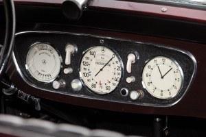 1939 Mercedes-Benz 320 Pullman Limousine 12
