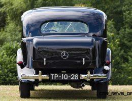 Fast Wagon Classics – 1939 Mercedes-Benz 320 Pullman Limousine