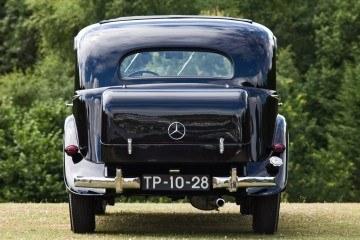 1939 Mercedes-Benz 320 Pullman Limousine 16