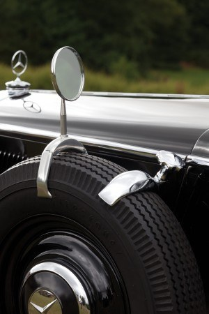 1939 Mercedes-Benz 320 Pullman Limousine 5