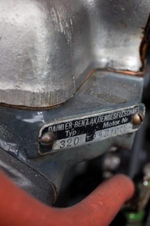 1939 Mercedes-Benz 320 Pullman Limousine 8