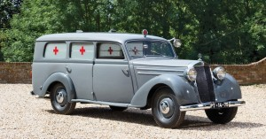 1952 Mercedes-Benz 170SV Ambulance 1
