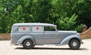 1952 Mercedes-Benz 170SV Ambulance 5