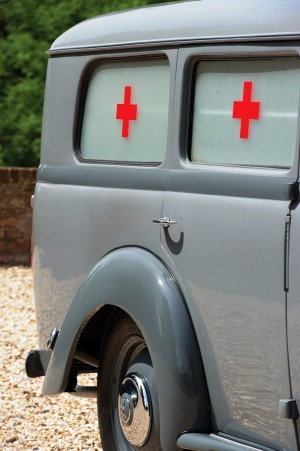 1952 Mercedes-Benz 170SV Ambulance 8