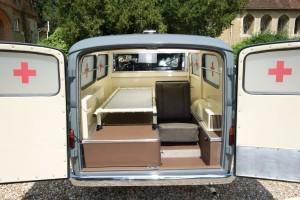 1952 Mercedes-Benz 170SV Ambulance 9