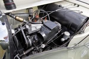 1952 Mercedes-Benz 170VA Panel Wagon  12
