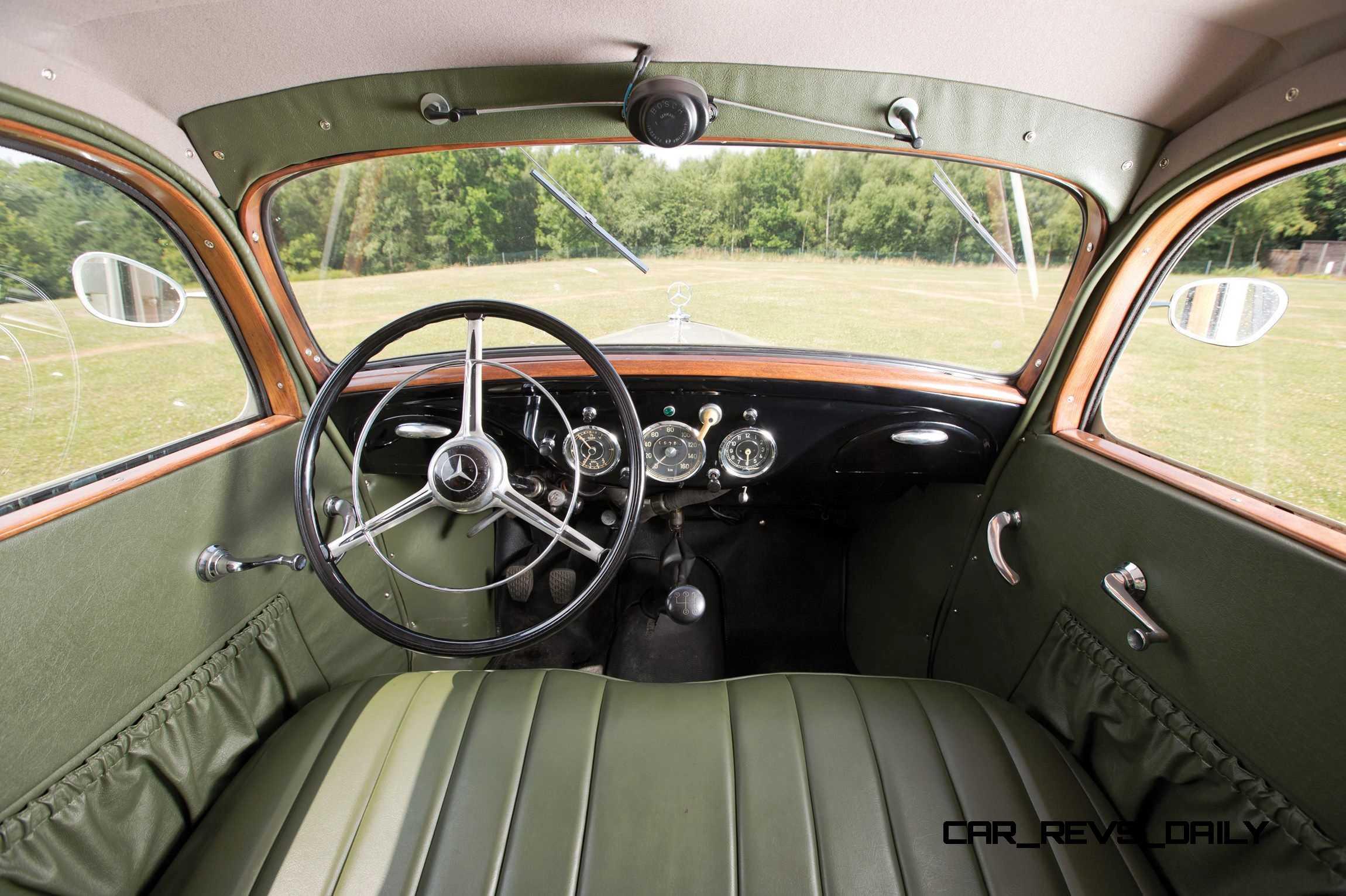 1952 mercedes benz 170va panel wagon 4 for Mercedes benz northern virginia