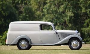 1952 Mercedes-Benz 170VA Panel Wagon  5