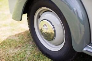 1952 Mercedes-Benz 170VA Panel Wagon  7