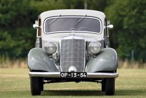 1952 Mercedes-Benz 170VA Panel Wagon  8