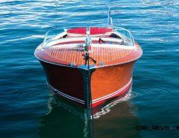 RM Villa Erba 2015 – 1959 Riva Florida 'Nounours' Is Hollywood-Glamour Woody