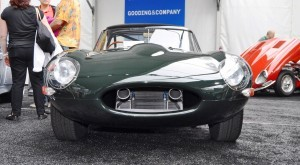 1961 Jaguar E-Type Series I Lightweight Replica 1