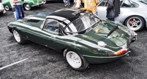 1961 Jaguar E-Type Series I Lightweight Replica 10