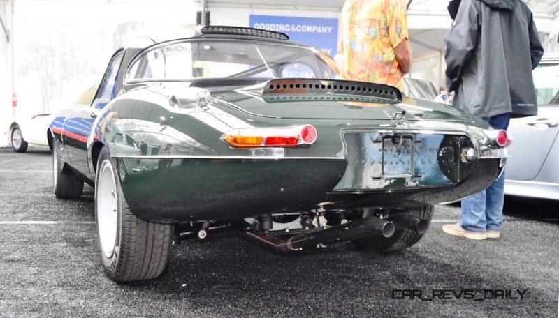 1961 Jaguar E-Type Series I Lightweight Replica 11