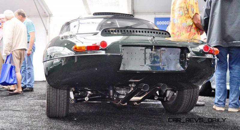 1961 Jaguar E-Type Series I Lightweight Replica 12