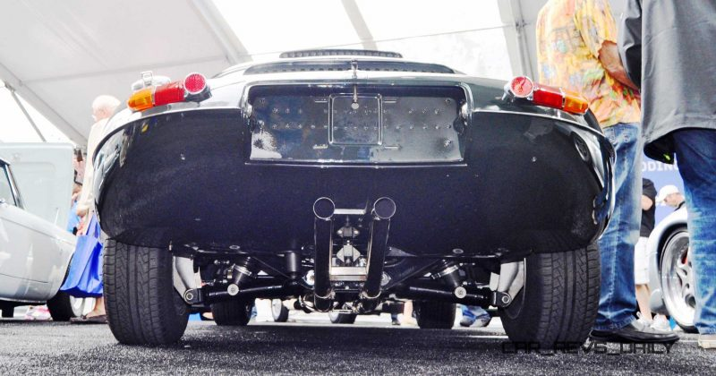 1961 Jaguar E-Type Series I Lightweight Replica 15