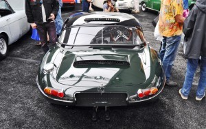 1961 Jaguar E-Type Series I Lightweight Replica 19