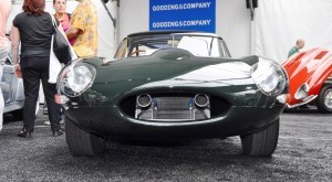 1961 Jaguar E-Type Series I Lightweight Replica 2
