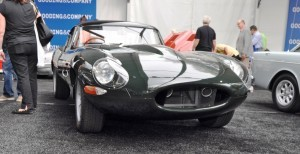 1961 Jaguar E-Type Series I Lightweight Replica 22