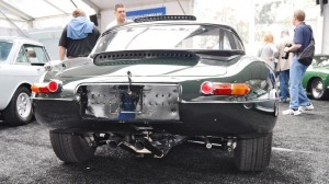 1961 Jaguar E-Type Series I Lightweight Replica 32