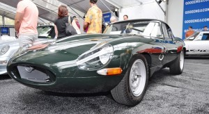 1961 Jaguar E-Type Series I Lightweight Replica 5